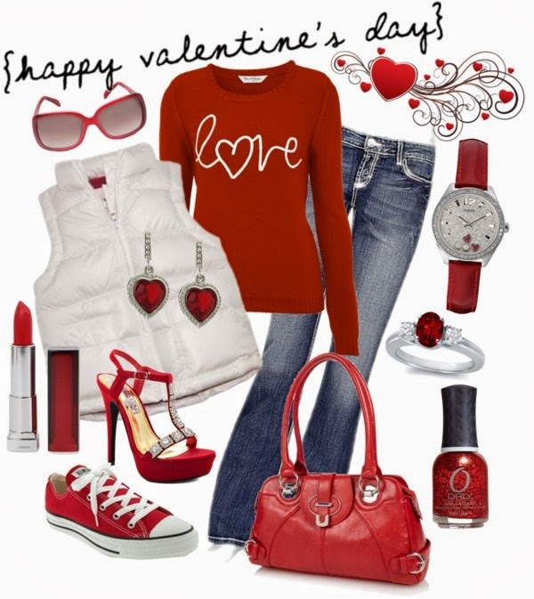 plain casual valentine's day outfit ideas 2017