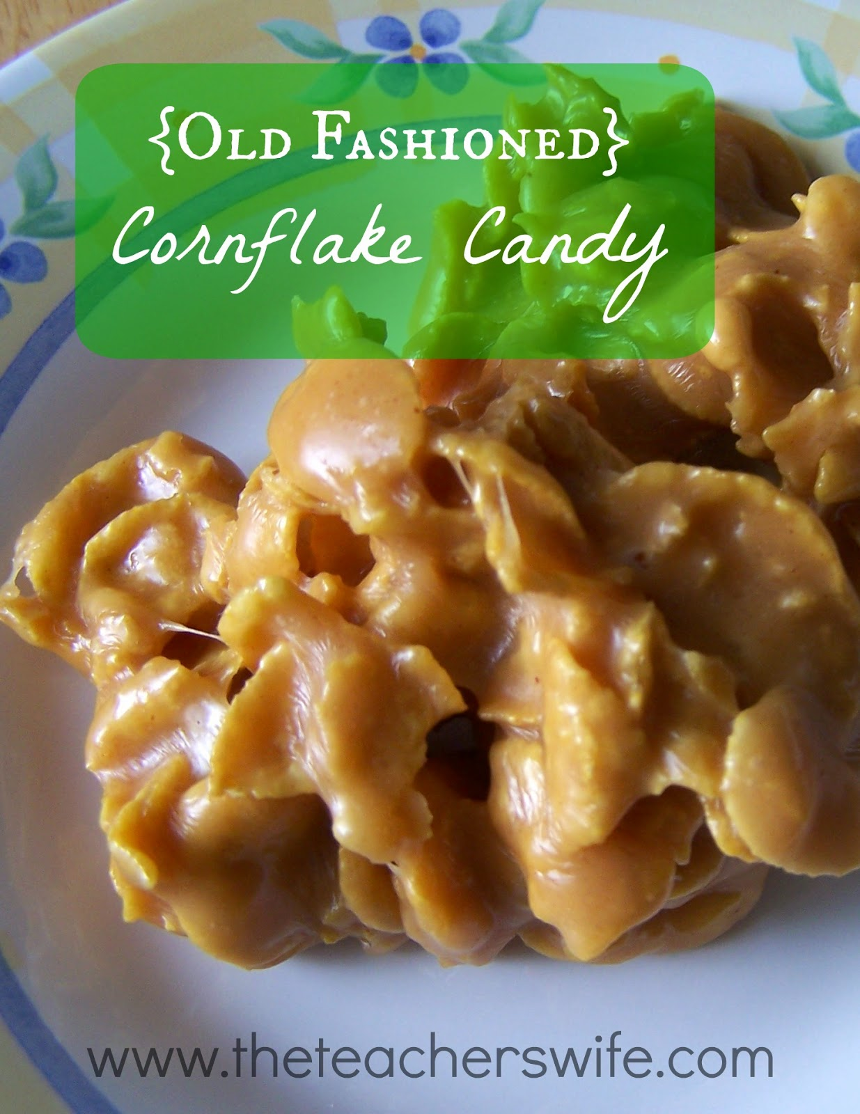 Old fashioned sponge candy 6